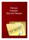 Famous Imposter Gourmet Recipes TOP SECRET - Fraser Web