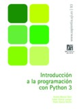 Introducción a la programación con Python 3