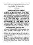 Il caso e la fatalità nelle opere di Tommaso Landolfi