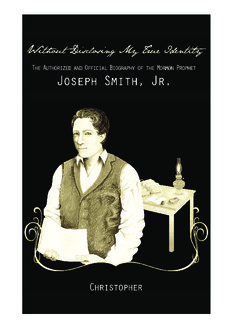 Joseph Smith: A Biography