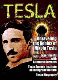 Tesla- Unraveling the Genius of Nikola Tesla