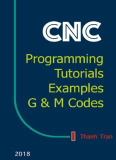 CNC Programming Tutorials Examples G & M Codes: G & M Programming Tutorial Example Code for Beginner to Advance Level CNC Machinist.