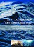 The RV Dr Fridtjof Nansen in the Western Indian Ocean
