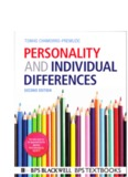 Tomas Chamorro-Premuzic-Personality and Individual Differences