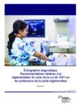 Échographie diagnostique