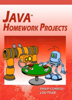 Java Homework Projects: A NetBeans GUI Swing Programming Tutorial