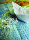 2013 Corporate Citizenship Report here - Weber Shandwick