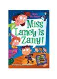 My Weird School Daze #8: Miss Laney Is Zany!  issue 8