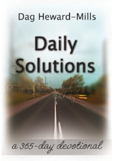 Daily Solutions
