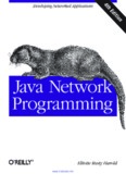 Java Network Programming Elliotte Rusty Harold OReilly 4th Edition 2013
