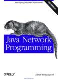 Java Network Programming Elliotte Rusty Harold OReilly 4th Edition 2013