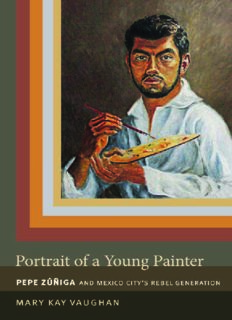 Portrait of a Young Painter: Pepe Zúñiga and Mexico City's Rebel