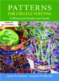 Patterns for College Writing: A Rhetorical Reader and Guide 13th Edition