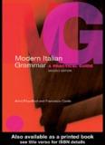Modern Italian Grammar: A Practical Guide - Readers StuffZ