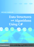 Data Structures and Algorithms Using C# - Confirm file download