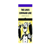 The Linux Command Line (pdf)