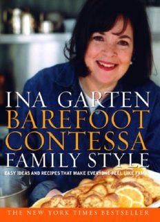Barefoot Contessa Family Style