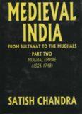 Medieval History Satish Chandra