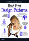 Eric Freeman, Elisabeth Freeman, Kathy Sierra, Bert Bates-Head First Design Patterns