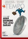 Majalah Tempo - 24 Oktober 2016: Agar Ekonomi Tak Lesu Darah
