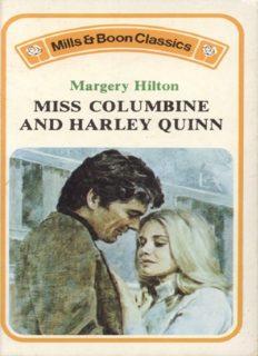 Miss Columbine and Harley Quinn