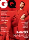 GQ India [November 2017] - feat. Ranveer Singh