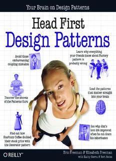 Head First Design Patterns - U-Cursos