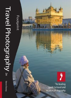 Travel Photography: The Leading Guide To Travel And Location Photography