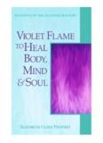 elizabeth clare prophet - Violet Flame