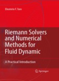 Toro E.F. Riemann Solvers and Numerical Methods for Fluid Dynamics