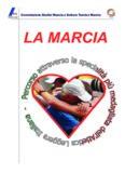 Commissione Giudici Marcia e Settore Tecnico Marcia