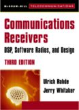 Communications Receivers: DSP, Software Radios, and Design, 3rd Edition