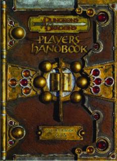 Dungeons & Dragons (D&D 3.5) - Players Handbook