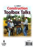 J.J. Kellers Construction Toolbox Talks