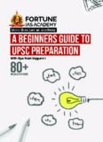 A Beginers Guide to UPSC Preparation