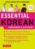 Essential Korean Phrasebook & Dictionary