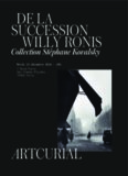 De la succession Willy Ronis : Collection Stéphane Kovalsky