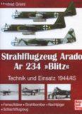 Strahlflugzeug Arado Ar 234 'Blitz'