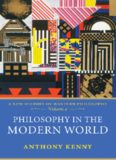 Philosophy in the Modern World: A New History of Western Philosophy, Volume 4 (New History