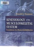 Kinesiology of the Musculoskeletal System