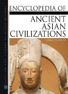 Encyclopedia of Ancient Asian Civilizations