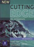 New Cutting Edge: Pre-intermediate Student's Book with Mini-dictionary