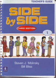 Side by Side Book 1: Teacher's Guide