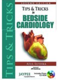 Tips and Tricks of Bedside Cardiology – Jaypee Brothers Medical