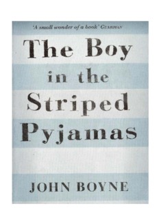 The Boy in the Striped Pyjamas - Queen Margaret Academy