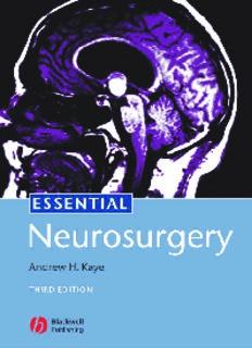 Blackwell Publishing – Andrew H. Kaye – Essential Neurosurgery