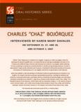 "charles ""chaz"" bojórquez - the UCLA Chicano Studies Research"