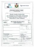 A25-Relazione idrogeologica Case Passerini