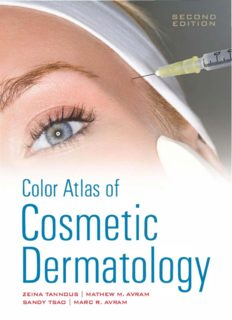 Color Atlas of Cosmetic Dermatology (2nd Ed.) - McGraw-Hill Medical