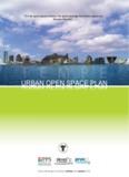 urban open space plan urban open space plan